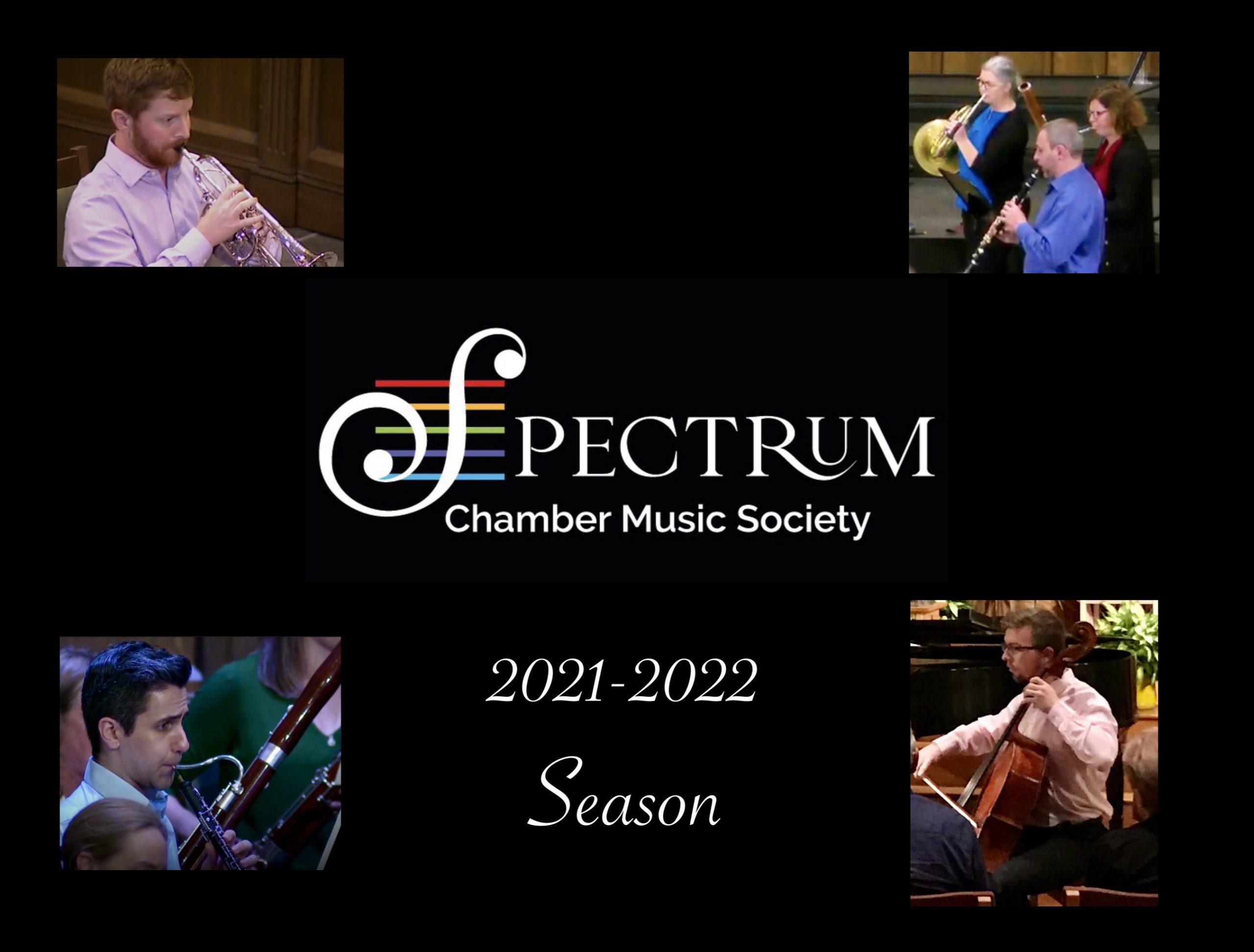Spectrum 2021-22 Season Announcment
